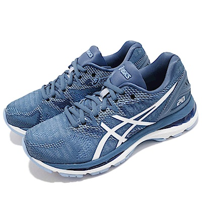Asics 慢跑鞋 Gel-Nimbus 20 運動 女鞋