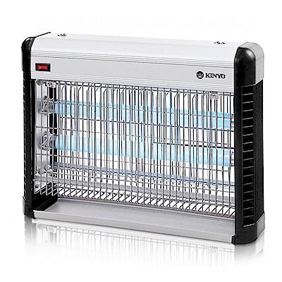 KINYO 30W大型UVA紫外線燈管電擊式捕蚊燈