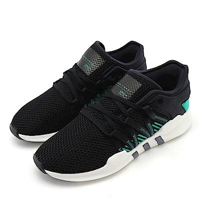 ADIDAS-EQT RACING ADV女休閒鞋-黑色