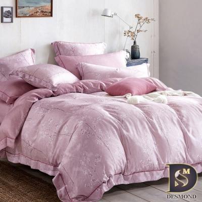 岱思夢 加高天絲床罩六件組 加大6x6.2尺 多林