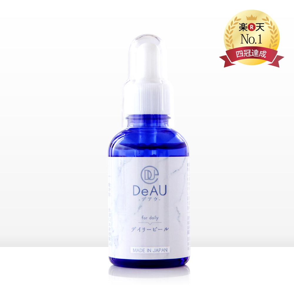 DeAU日本小藍瓶-每日角質代謝肌底液