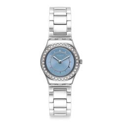 Swatch 金屬系列 LADYCLASS 金屬-品味藍調 -25mm