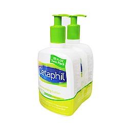 Cetaphil 舒特膚 溫和乳液 591ml (20oz) 2入組
