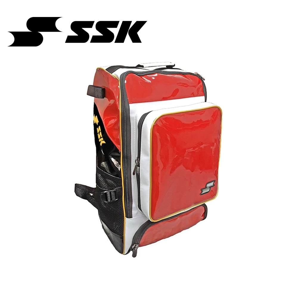 SSK    後背包   紅/白  MABB01-2010