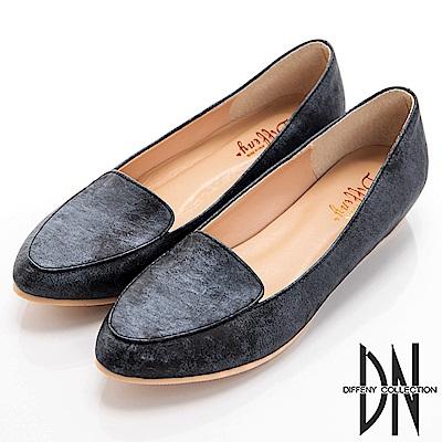 DN 悠遊漫步 MIT遨遊星空樂福鞋-黑