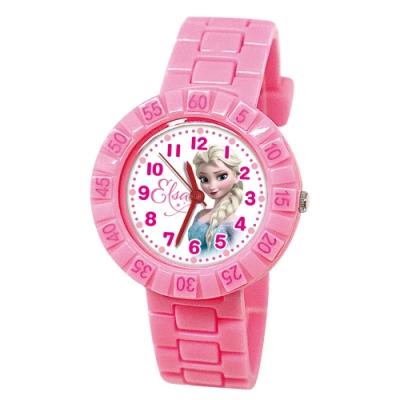DF童趣館 - 超人氣迪士尼動畫系列運動風數字殼兒童手錶-共6色