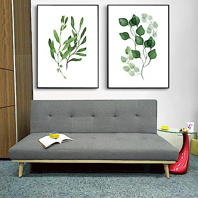 文創集 麥爾薩時尚棉麻布多功能沙發/沙發床(展開式機能設計)-180x72x80cm免組