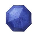 【台灣嚴選】RA32042BU小清新-輕巧環保三折 手開晴雨傘藍色(傘面外徑114CM)