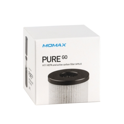MOMAX 智能車用空氣清新機H11 HEPA活性碳濾芯(AP5LX)