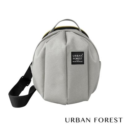 URBAN FOREST都市之森 甲蟲-迷你斜背包/斜肩包 霜灰