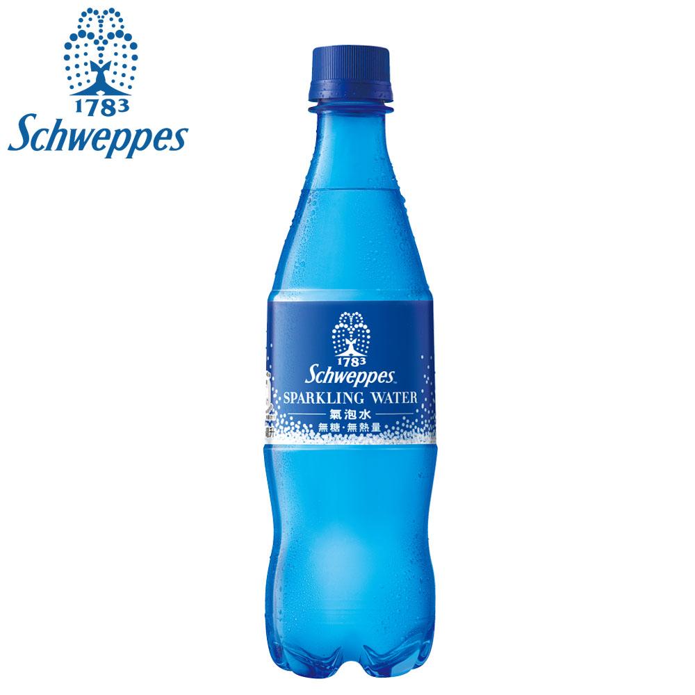 舒味思 氣泡水500ml(24入/箱)
