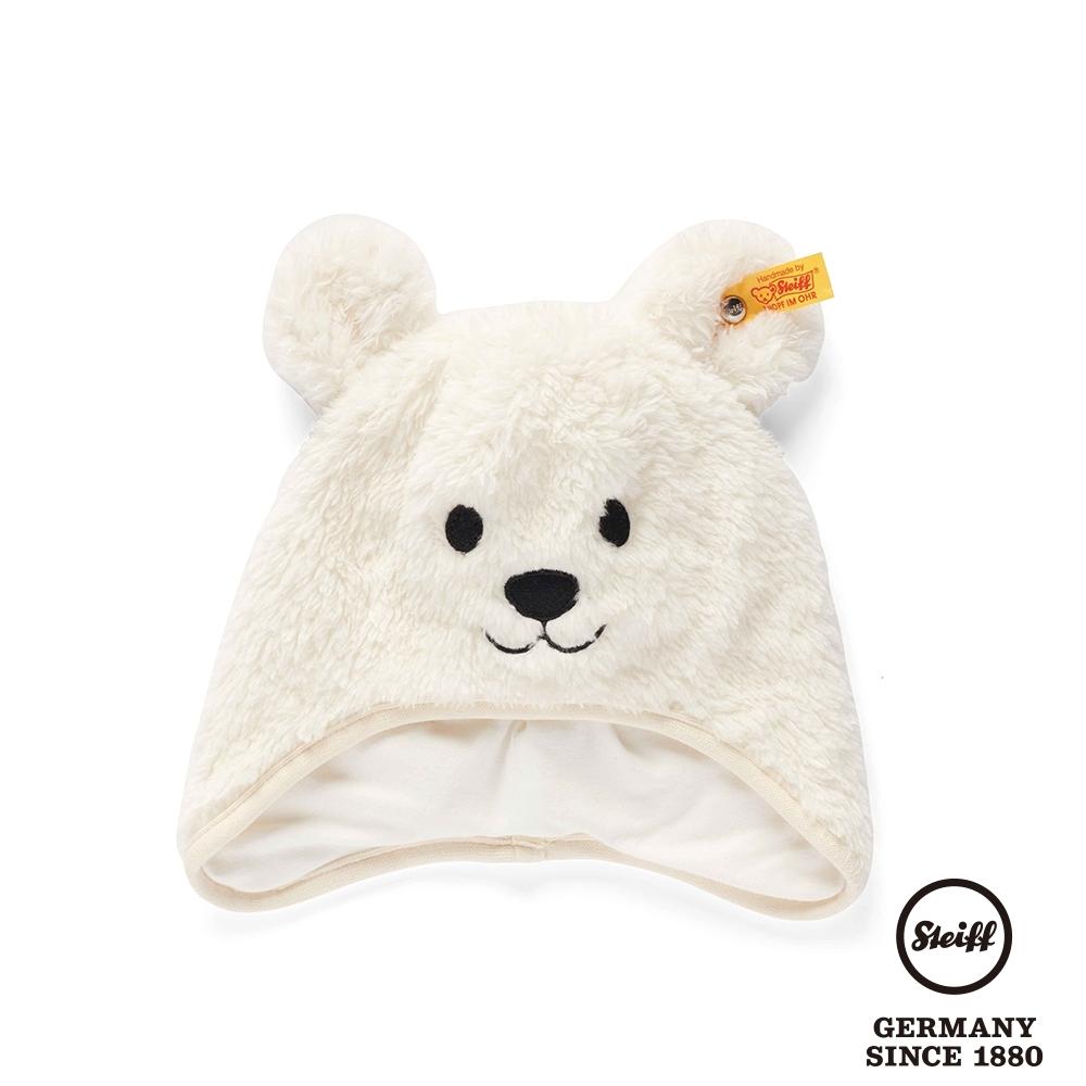 STEIFF德國精品童裝    熊熊造型毛帽(配件)