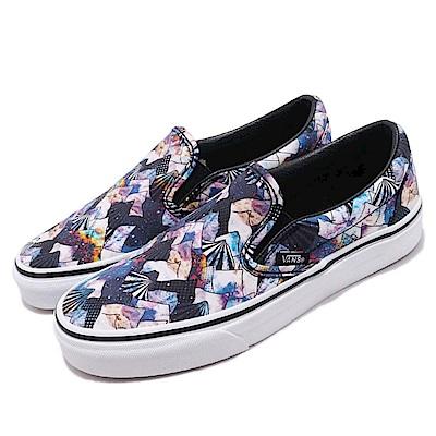 Vans 滑板鞋 Classic Slip On 男女鞋