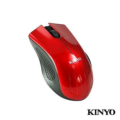 KINYO USB超靜音光學滑鼠KM506
