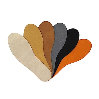 糊塗鞋匠 優質鞋材 C126 1mm麂皮鞋墊(無背膠) (1雙)