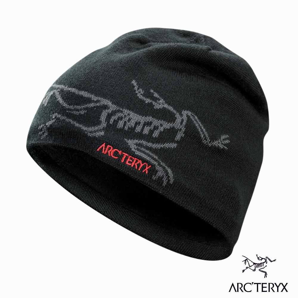 Arcteryx Bird Head 保暖針織毛帽 黑