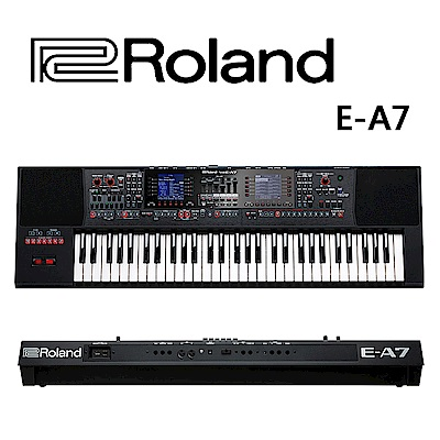 ★Roland★FA-07 Music Workstation 76鍵 合成器 鍵盤