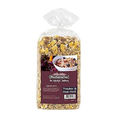 Mega Harvest 葡萄堅果穀片(1kg)x2袋裝