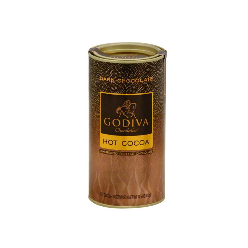GODIVA 可可粉(原味黑可可粉)(410g)