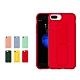 iPhone7Plus iPhone8Plus 手機殼 強力磁吸 純色 支架手機殼 紅色款 (iPhone7Plus手機殼 iPhone 8 Plus手機殼) product thumbnail 1