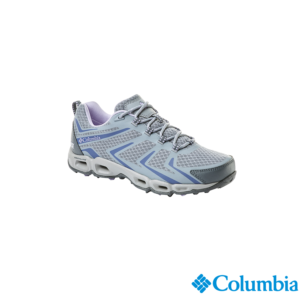 Columbia 哥倫比亞 女款-OD防水健走鞋-灰色 UBL46000GY