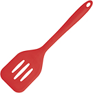 KitchenCraft 矽膠濾油鍋鏟(紅)