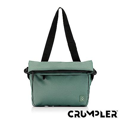 Crumpler 小野人 MINI ROCKET小火箭側背包(S) 森林綠