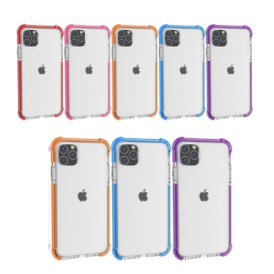 TOTOMO 蘋果Apple iPhone11 Pro (5.8吋) 防護殼-高顏值晶亮