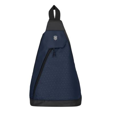 VICTORINOX 瑞士維氏 Altmont Origianl 單肩時尚背包-藍