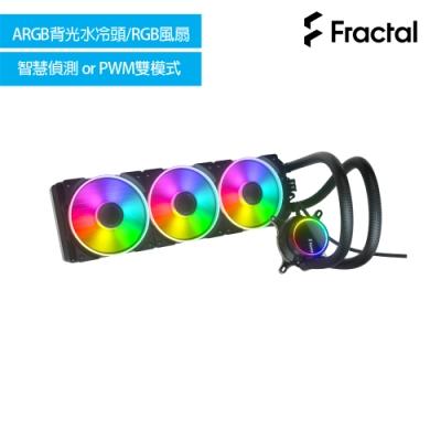 【Fractal Design】Celsius+ S36 Prisma水冷散熱器