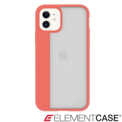 美國 Element Case iPhone 11 Illusion輕薄幻影軍規殼-珊瑚橘