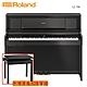 ROLAND LX-706 CH 高階家用數位電鋼琴 霧黑紋路款 product thumbnail 2