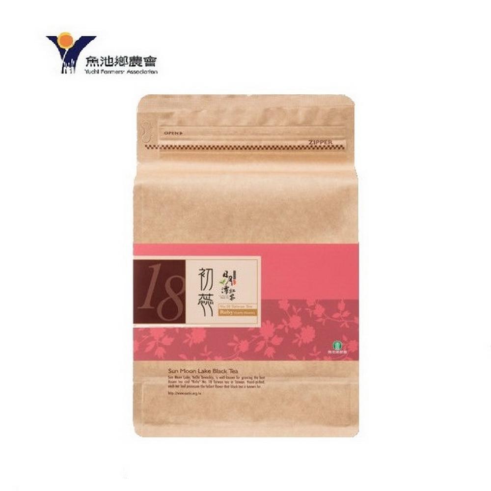 【魚池鄉農會】台茶18號-初蕊(樂活包150g/袋)