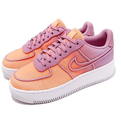 Nike 休閒鞋 AF1 復古 氣墊 女鞋