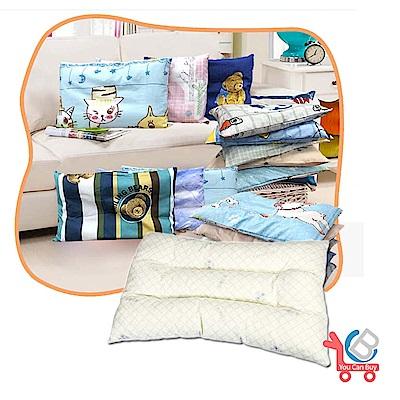 You Can Buy  SEK防蟎抗菌兒童天然乳膠枕-2入(隨機附贈純棉枕套)