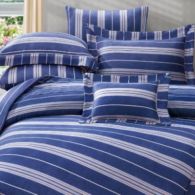 岱思夢  加大  60支八件式天絲床罩組   康帕司