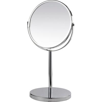 《VERSA》簡約雙面高腳桌鏡(銀)