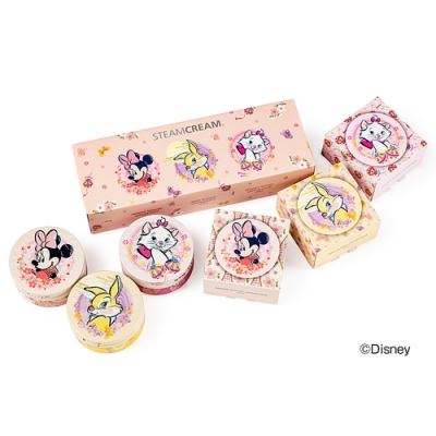 STEAMCREAM 蒸汽乳霜 GS174 迪士尼粉紅佳人迷你收藏版