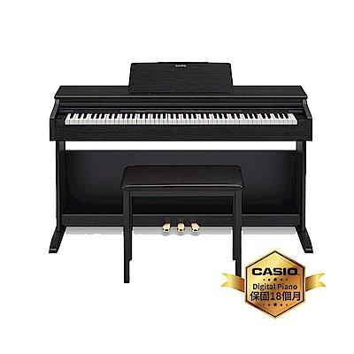 [無卡分期-12期]CASIO卡西歐原廠經典入門數位鋼琴AP-270