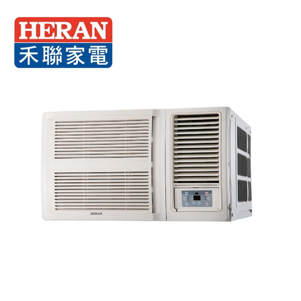 [無卡分期12期]HERAN 禾聯 R32窗型冷專白金旗艦型 HW-GL63