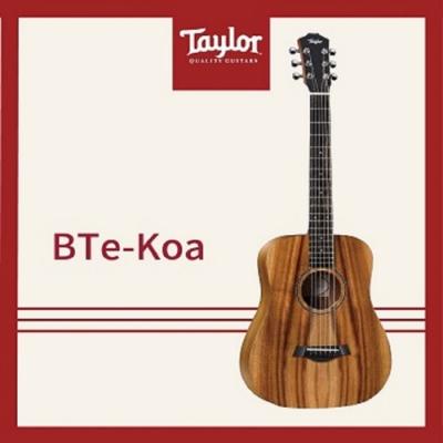 Taylor BTe Koa  Baby電木吉他 / 旅行吉他