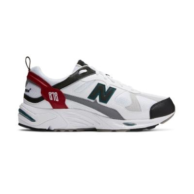 【New Balance】復古鞋 CM878WRE-D 中性 白色