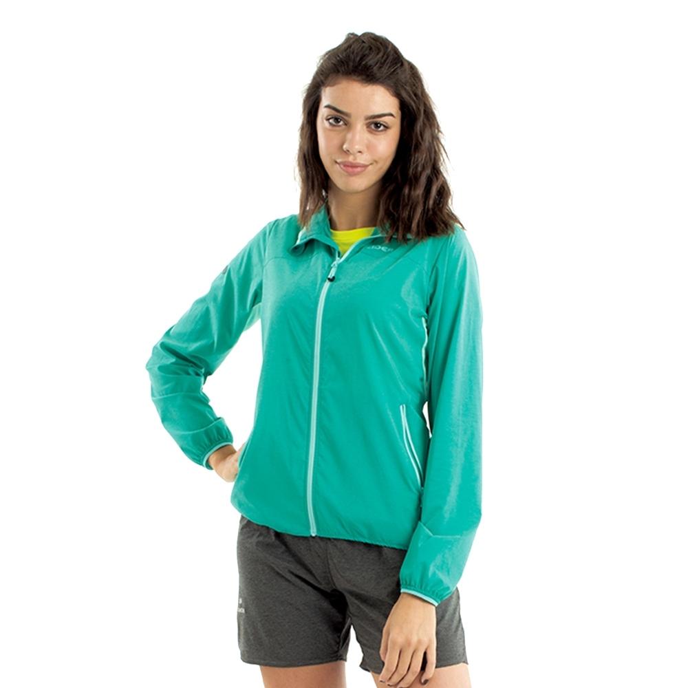 法國【EiDER】女專業超抗UV輕薄風衣/EIT2601-薄荷綠