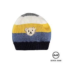 STEIFF德國精品童裝 條紋羊毛針織毛帽