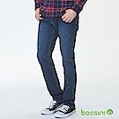 bossini男裝-保暖合身牛仔褲01深靛藍