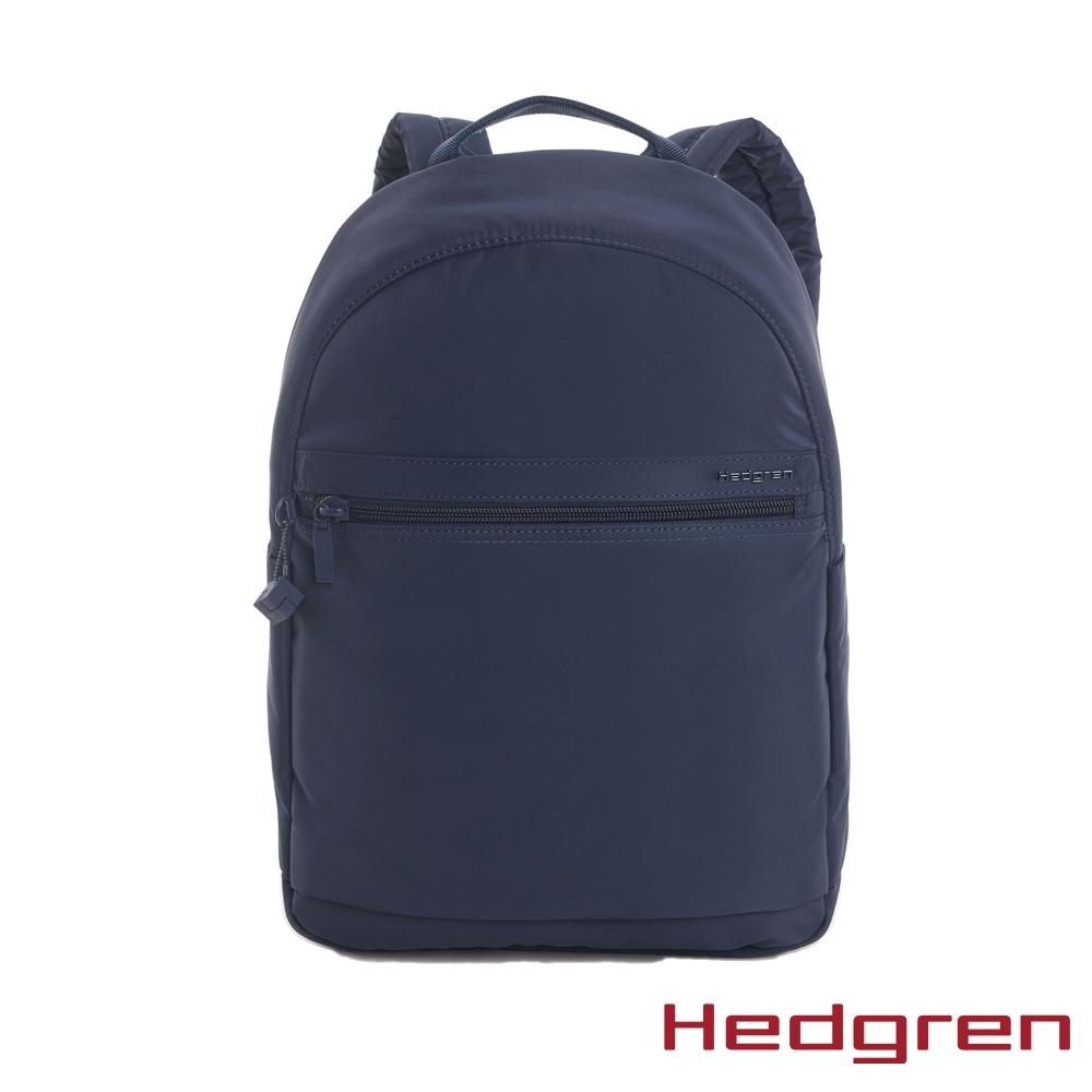 【Hedgren】藍後背開口包(HIC11X L VOGUEXL)