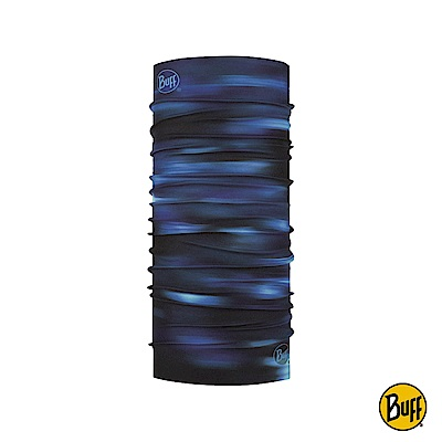 【西班牙BUFF】經典頭巾 Plus-迷幻藍海