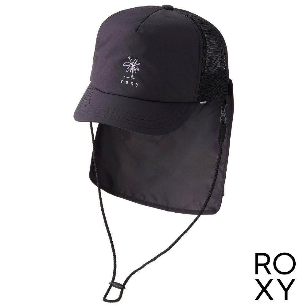【ROXY】UV OUTDOOR MESH CAP 棒球帽 黑色