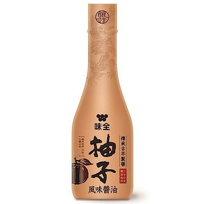 味全 柚子風味醬油(300ml)