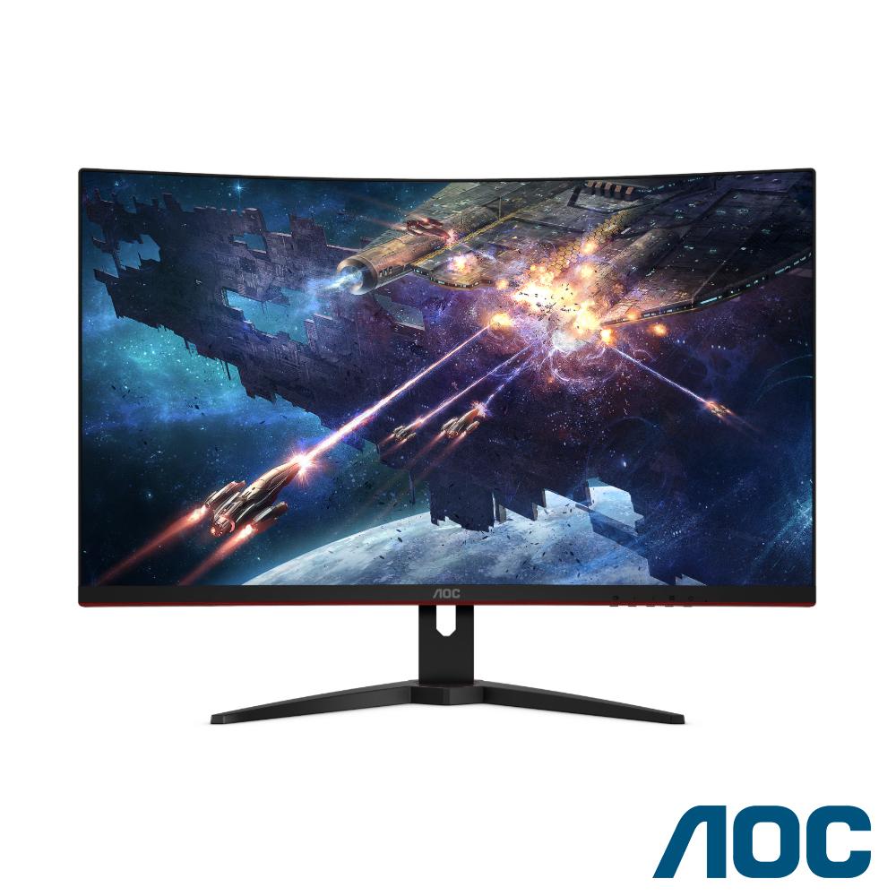AOC C32G1 31.5吋(曲面16:9)液晶顯示器